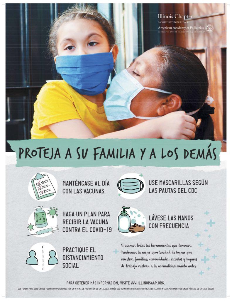 COVID poster_Spanish